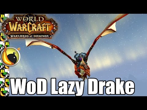 FIXED for WoD - Get a Red Drake the Lazy Way