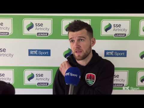 Steven Beattie_Cork City