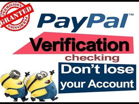 PayPal Verification- your account verified or not check now