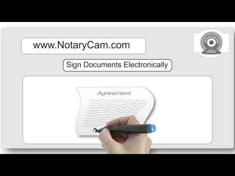 Notary Public Online NotaryCam