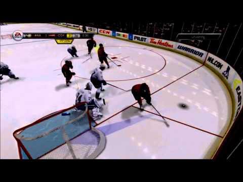 NHL 14 PS3 EASHL Goalie - Victor Calisin