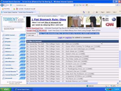 Tutorial - Torrents & uTorrent, What is and how to download a Torrent.