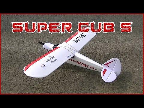 Super Cub S first ever flight