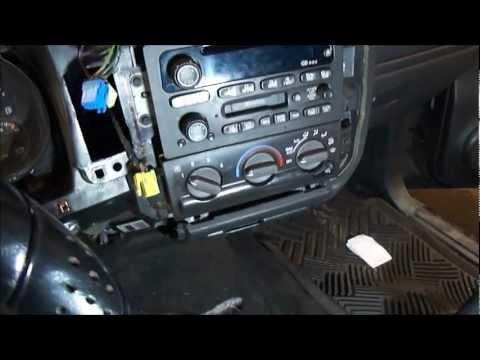 2003 GMC Sonoma Pickup  Heater Core Replacement 2 of 2