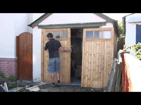 Wooden Garage Door Makers