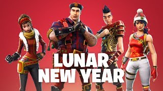 Lunar New Year Event (Save the World)