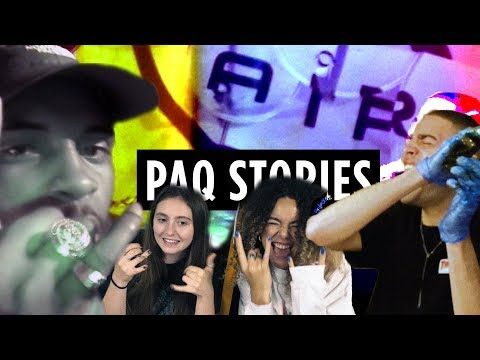 PAQ Stories: Hot Wings and Sk:air Launch Party