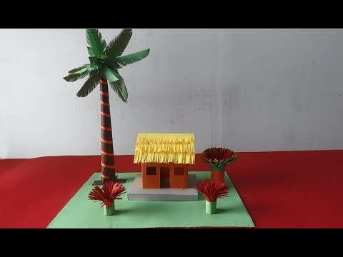 Composition with Paper Sculpting (Book 8/ Pages 74-75)