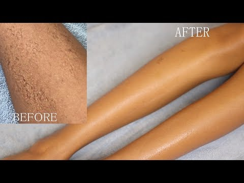 How to shave Body Hair/ Bikini line FAST! No razor bumps, burns, or discoloration