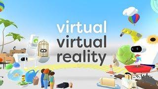 Virtual Virtual Reality  |  Oculus Rift, Oculus Go, + Gear VR