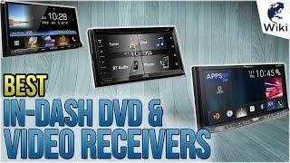 10 Best In-dash Dvd & Video Receivers 2018