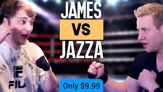 James vs. Draw With Jazza - This time it