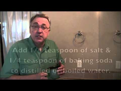 How to Irrigate Your Sinuses Without a Neti Pot