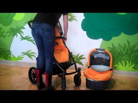 UPPAbaby Vista 2012 Stroller