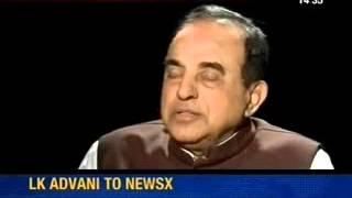 Decode India with MJ Akbar : Dr. Subramanian Swamy - NewsX