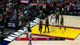 4th Quarter, One Box Video: Miami Heat vs. Atlanta Hawks