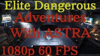 ASTRA - Engineer's route plotting demo for Elite Dangerous
