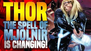 Thor: The Devourer King ( Part 4 ) The Spell Of Mjolnir Has A New Testament?