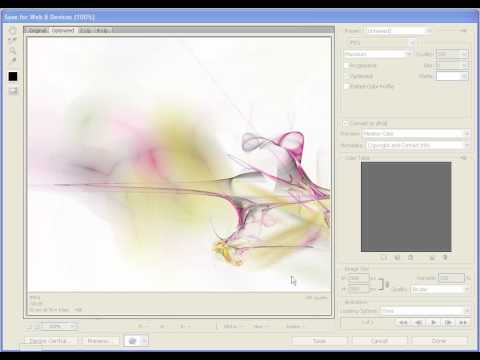 Actions and Droplets in Photoshop CS5