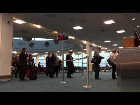 Air Canada Zone Boarding