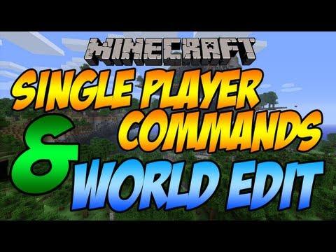 Como Instalar Single Player Commands y World Edit 1.6.2 - Tutorial en ESPAÑOL - Minecraft Tutorial