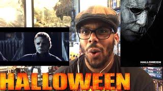 Halloween Official International Trailer #2 REACTION!