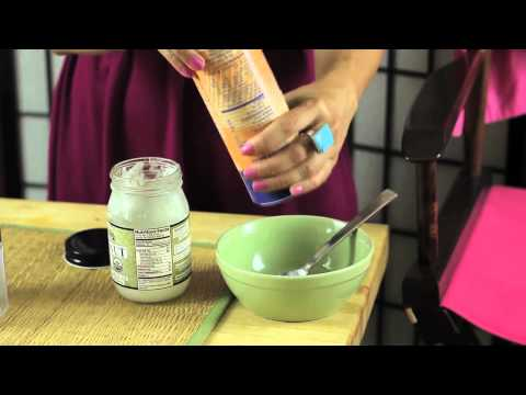 Making an Exfoliating Body Scrub With Salt & Coconut Oil : Homemade Beauty Help