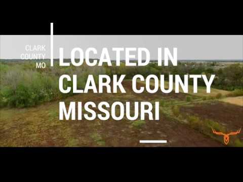 Missouri Hunting Farm for Sale – Clark County