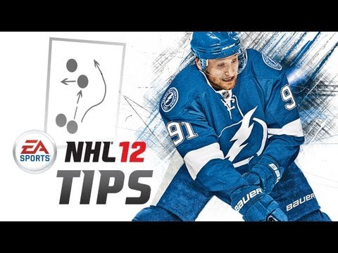 NHL 12 Pro Tip: Deep Toe Drag Deke Tutorial