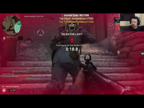 COD WW II MY BEST SESSION EVER! pt31