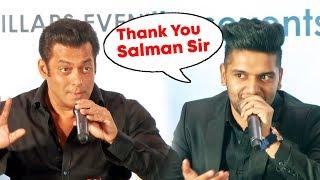 EMOTIONAL Guru Randhawa Thanks Salman Khan For Offering Da Bangg Tour 2018