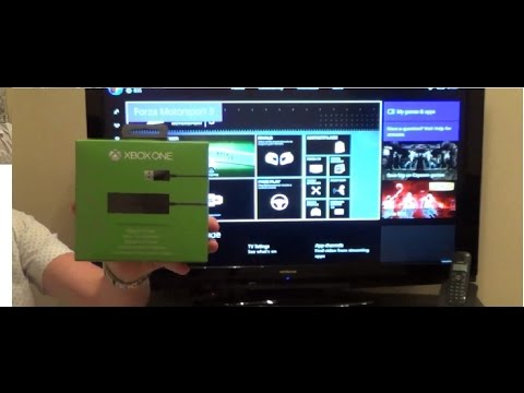 How to use the Xbox One Digital TV Tuner