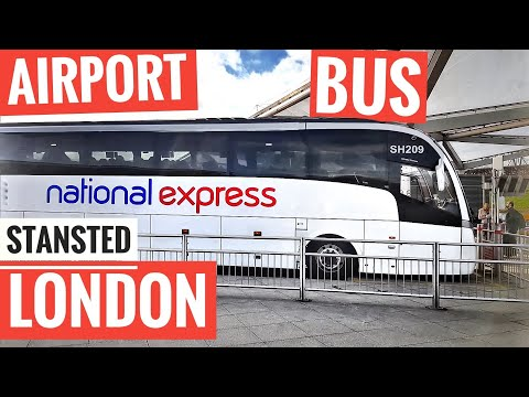 Cheap bus tickets from Stansted to London | National Express | How to buy