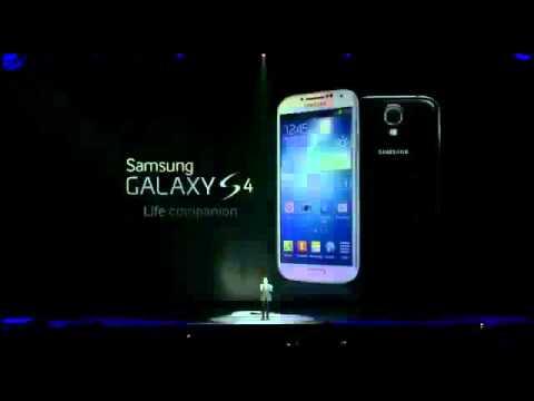 Samsung Galaxy S4 March 2013 specs....