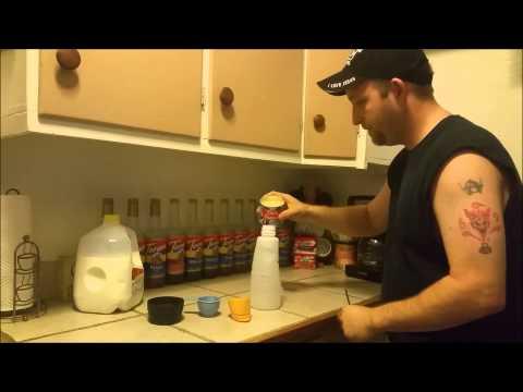 Home made coffee creamer