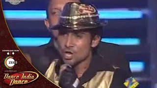 Salman Yusuff Khan's Dance India Dance Winning Moment