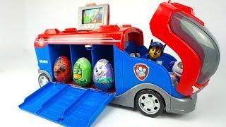Download Щенячий патруль сюрпризы и игрушки из мультика Video
