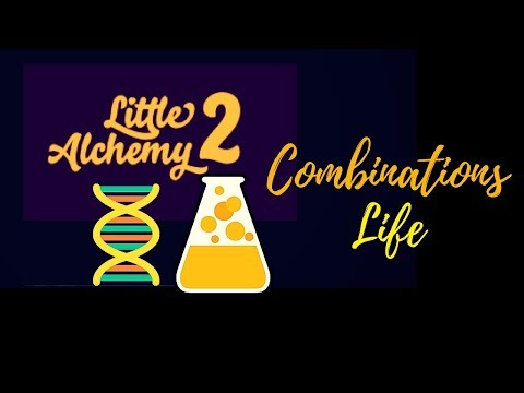 Little Alchemy 2 Combinations-How To Make Life Cheats & Hints