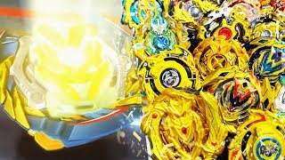 Ace Dragon VS ALL Beyblade Burst Turbo/Super Z Beys