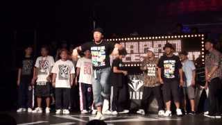 2013.9.1 JAPAN DANCE DELIGHT 20th 歴代CHAMIPON SOLO SESSION