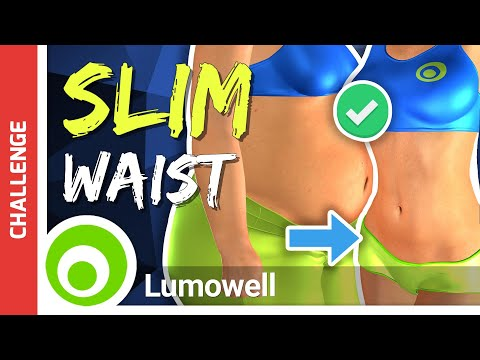 Waist Workout for Women: Slim Waist Exercises | 10 Minutes