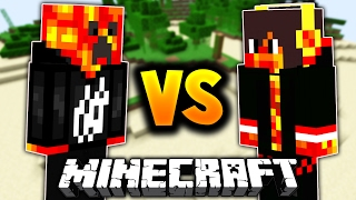 PLAYING MINECRAFT WITH MY YOUNGER BROTHER!