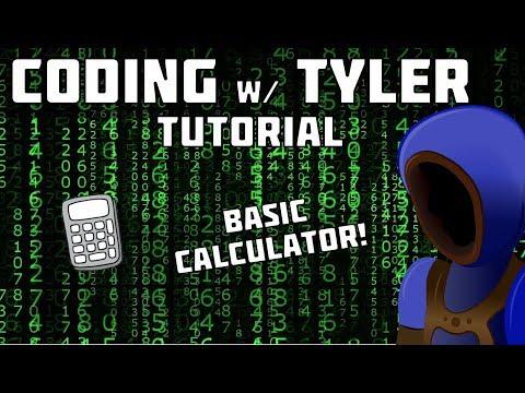 HOW TO MAKE A CALCULATOR! :: Python Coding Tutorials :: 2