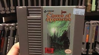 Castlevania: Chorus of Mysteries - Full Playthrough w/ Mike Matei