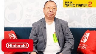 Mr. Tezuka's Top 5 Course-Creation Tips - Super Mario Maker 2