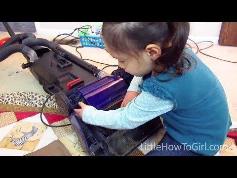 How To Replace a Vacuum Cleaner Belt (Episode 16)