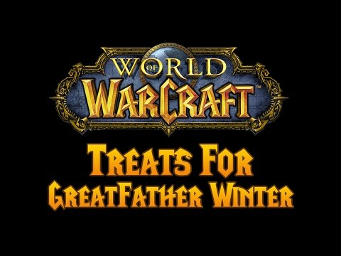 Treats for Greatfather Winter - World of Warcraft Vanilla