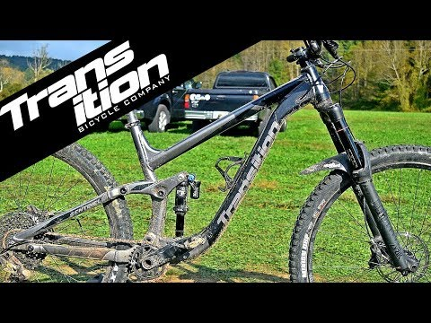 2018 Transition Sentinel Test Ride & Review