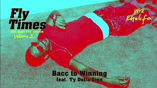 Wiz Khalifa - Bacc To Winning feat. Ty Dolla $ign [Official Audio]