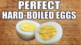 How To Make Perfect Hard Boiled Eggs Easy To Peel